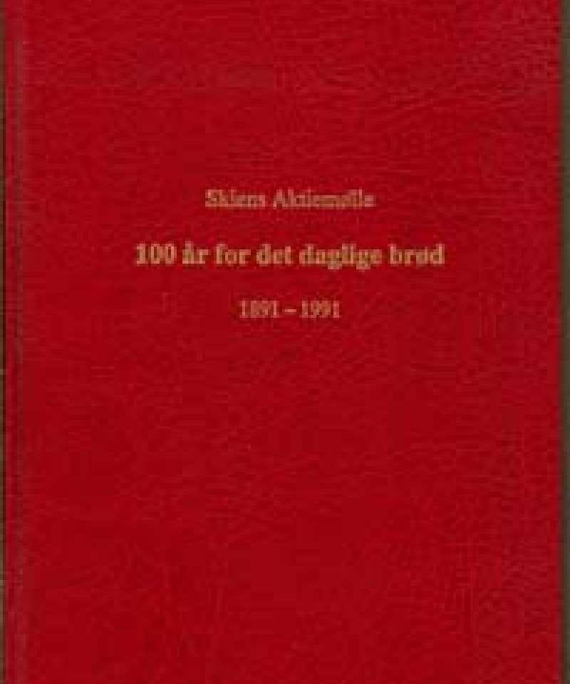100 år for det daglige brød