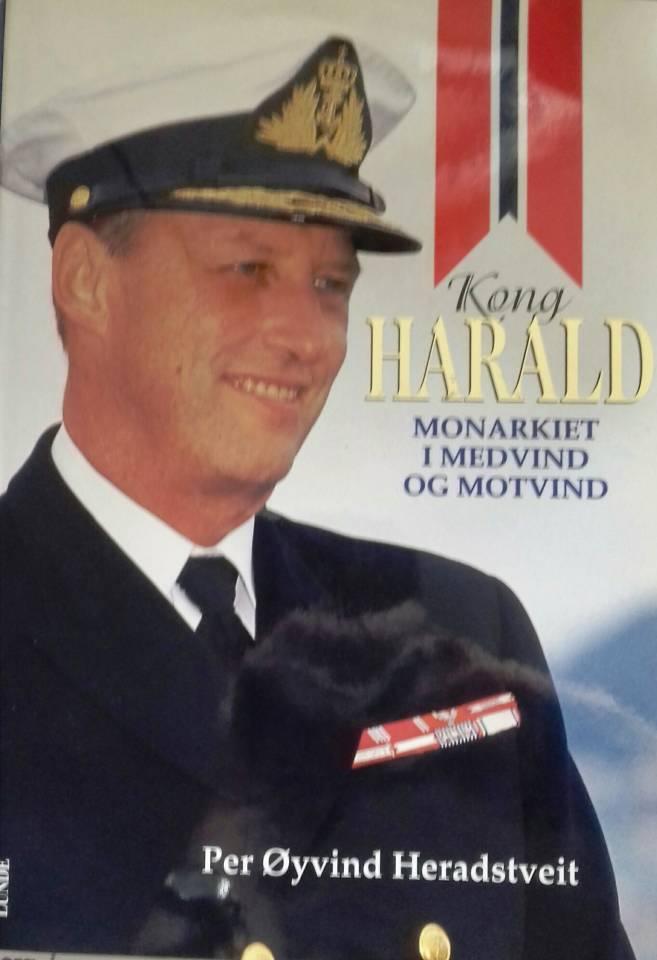 Kong Harald. Monarkiet i medvind og motvind