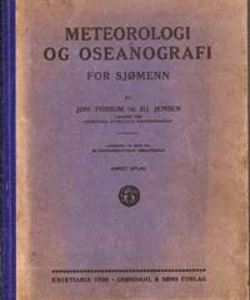 Meteorologi og Oseanografi for sjømenn