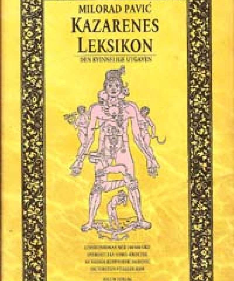 Kazarenes Leksikon - Den kvinnelige utgaven