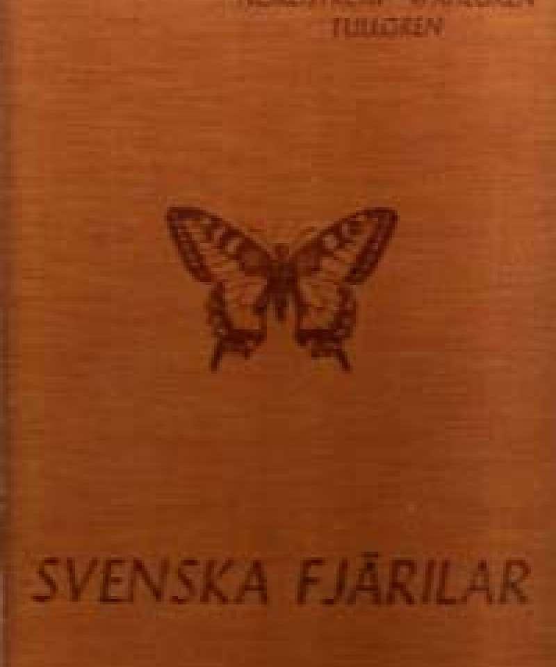 Svenska fjärilar 1-2
