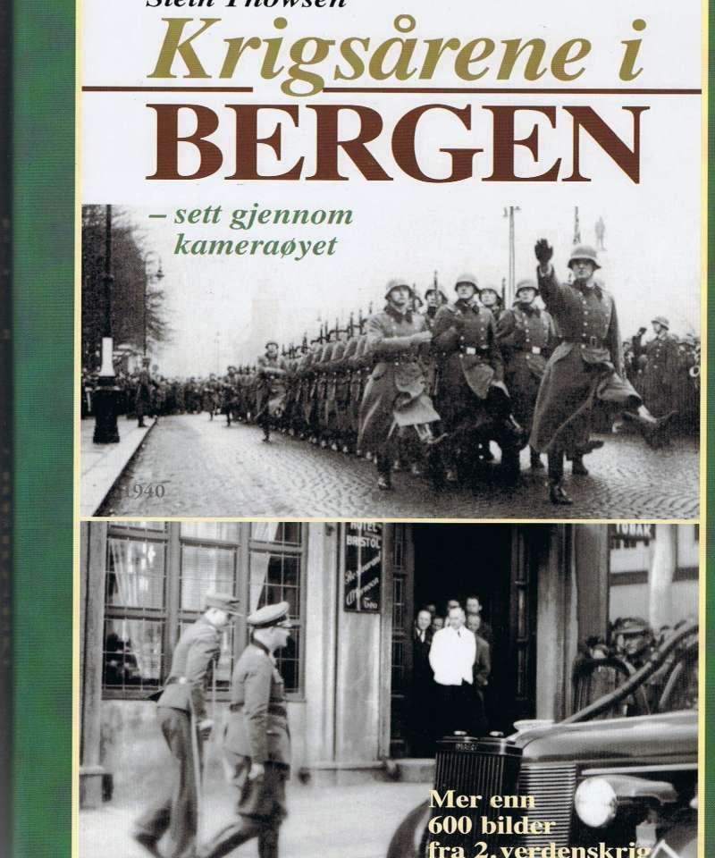 Krigsårene i Bergen