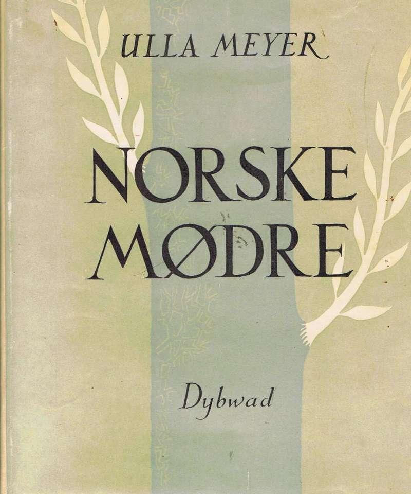 Norske mødre