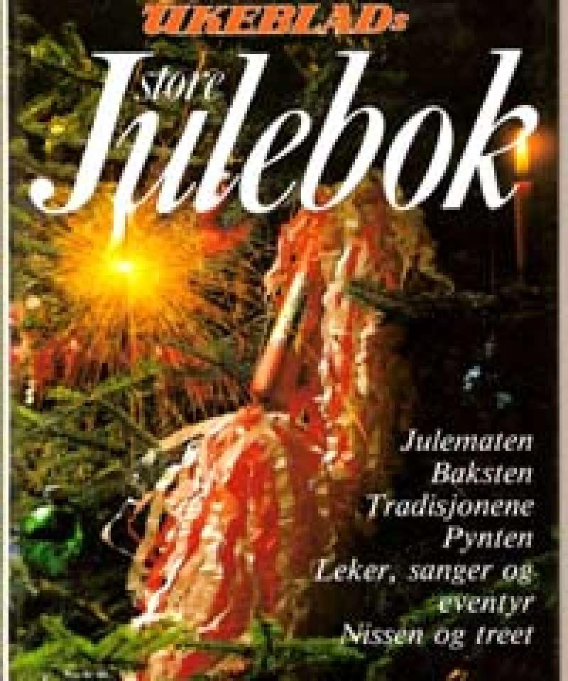 Norsk Ukeblads store Julebok