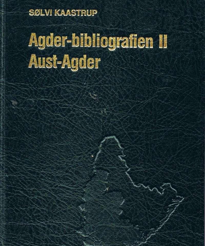 Agder-bibliografien II Aust-Agder
