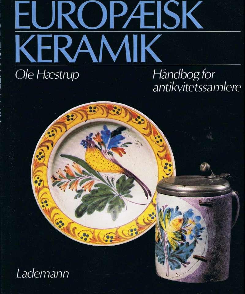 Europæisk keramik