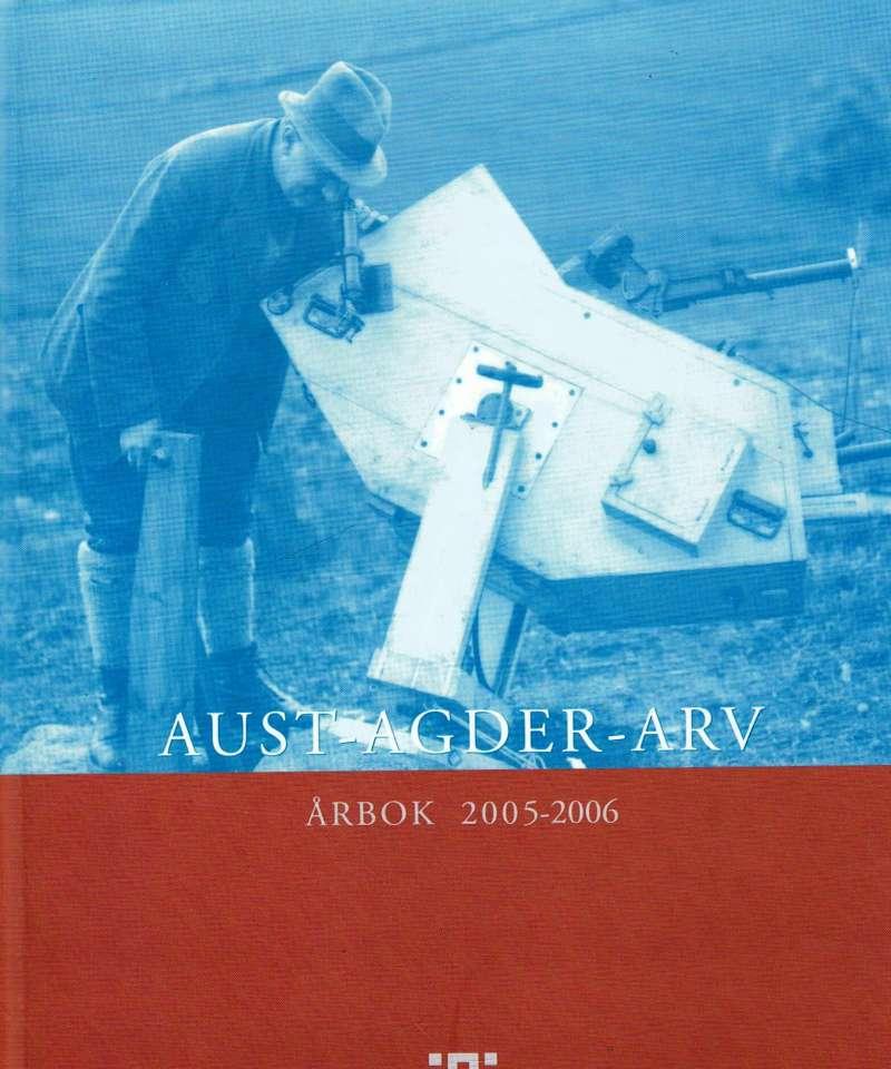 Aust-Agder-Arv 2005-2006