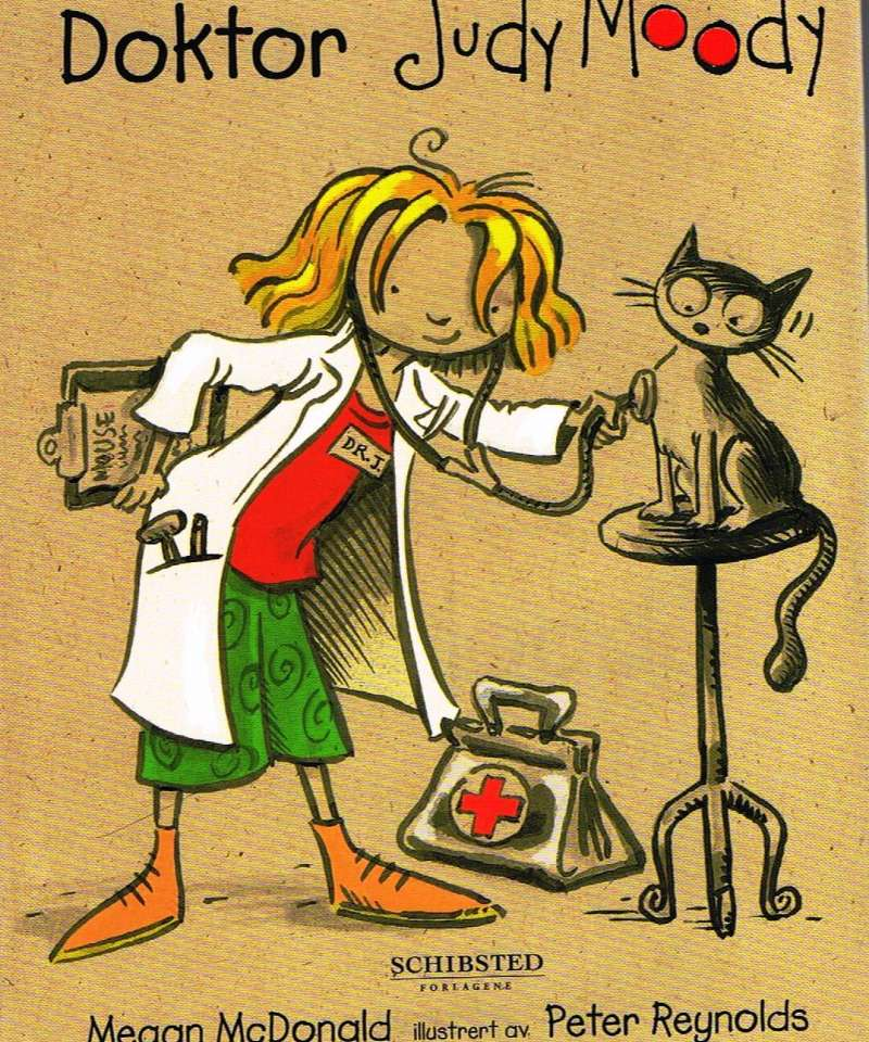 Doktor Judy Moody
