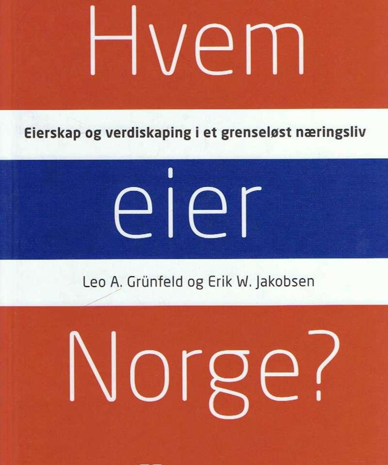 Hvem eier Norge