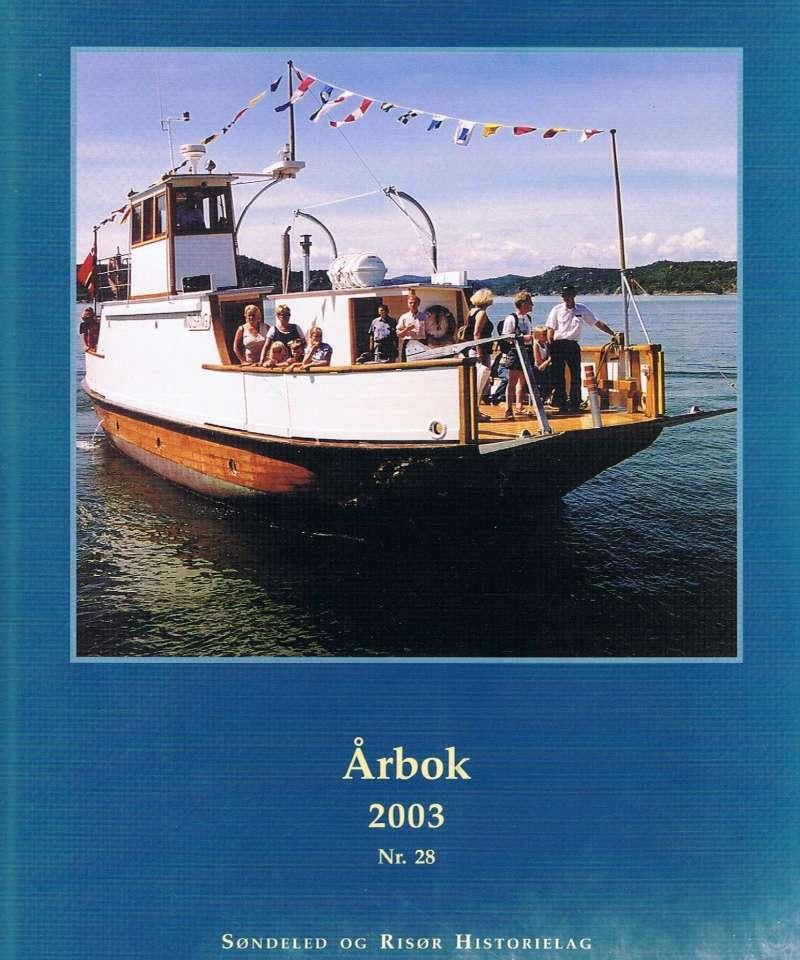 Søndeled og Risør Historielag 2003