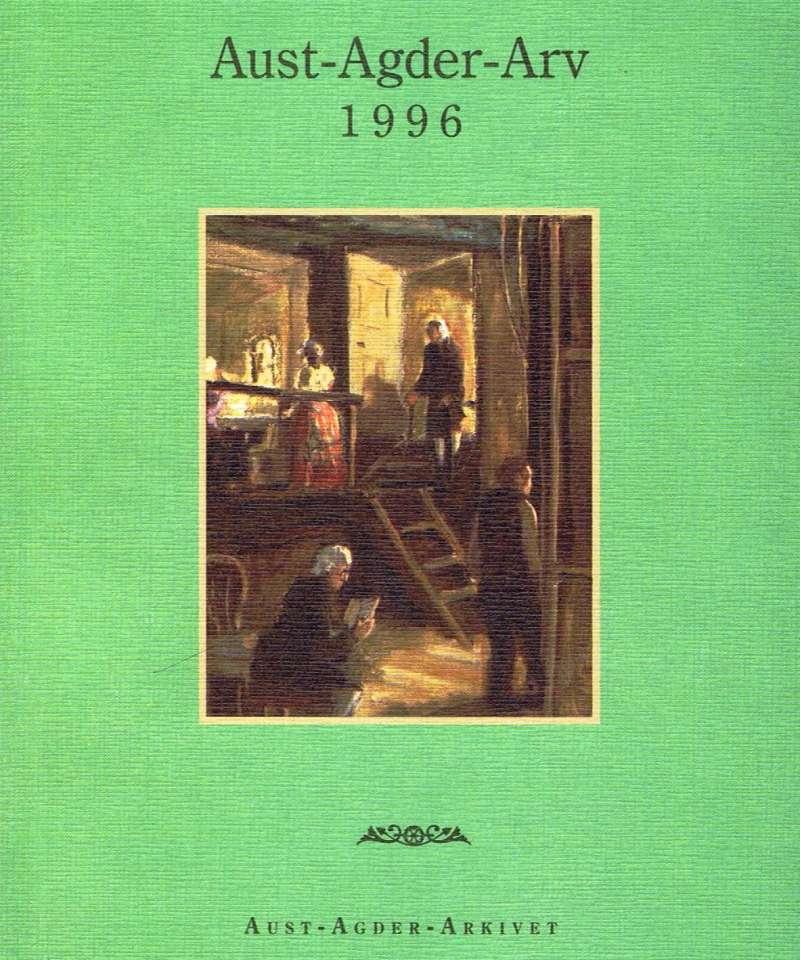 Aust-Agder-Arv 1996