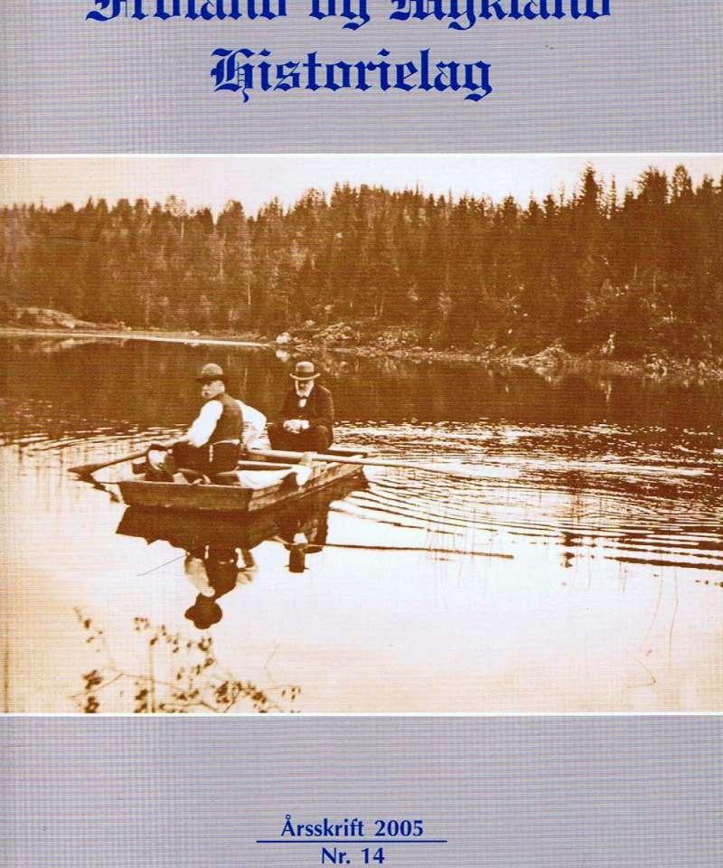 Froland og Mykland Historielag 2005