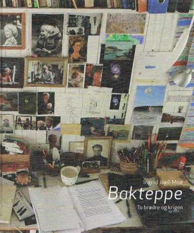 BAKTEPPE - To brødre og krigen