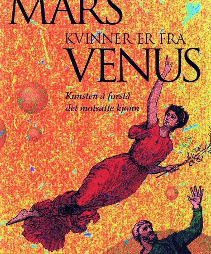 Menn er fra Mars - kvinner er fra Venus