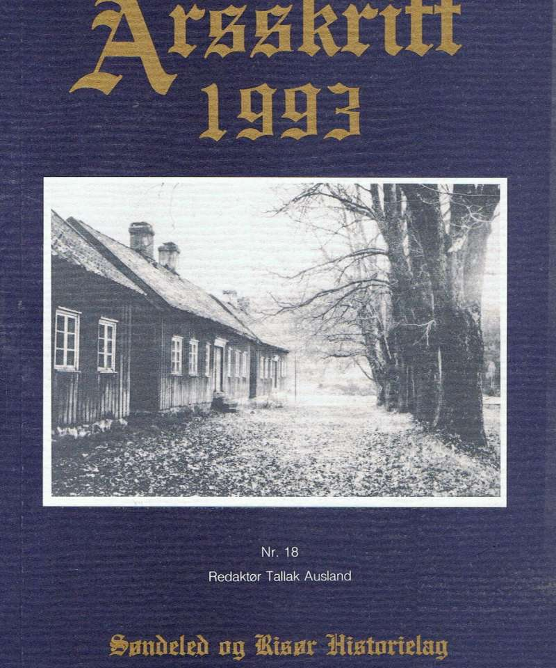 Årsskrift 1993