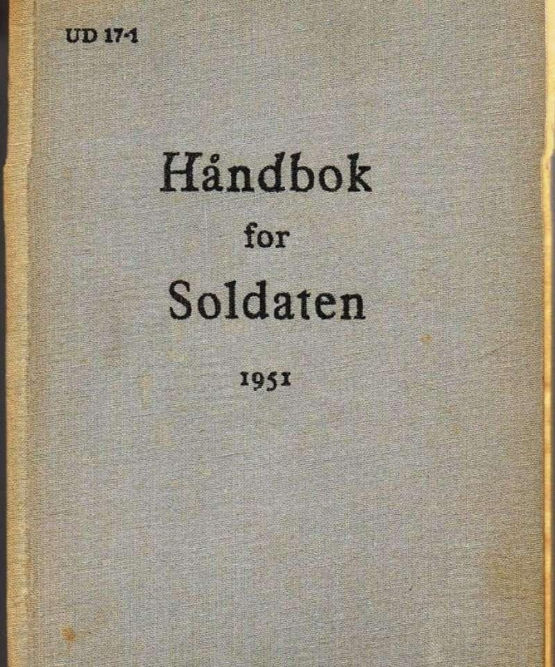 Håndbok for soldater 1951