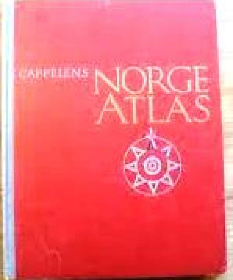Cappelens Norge atlas
