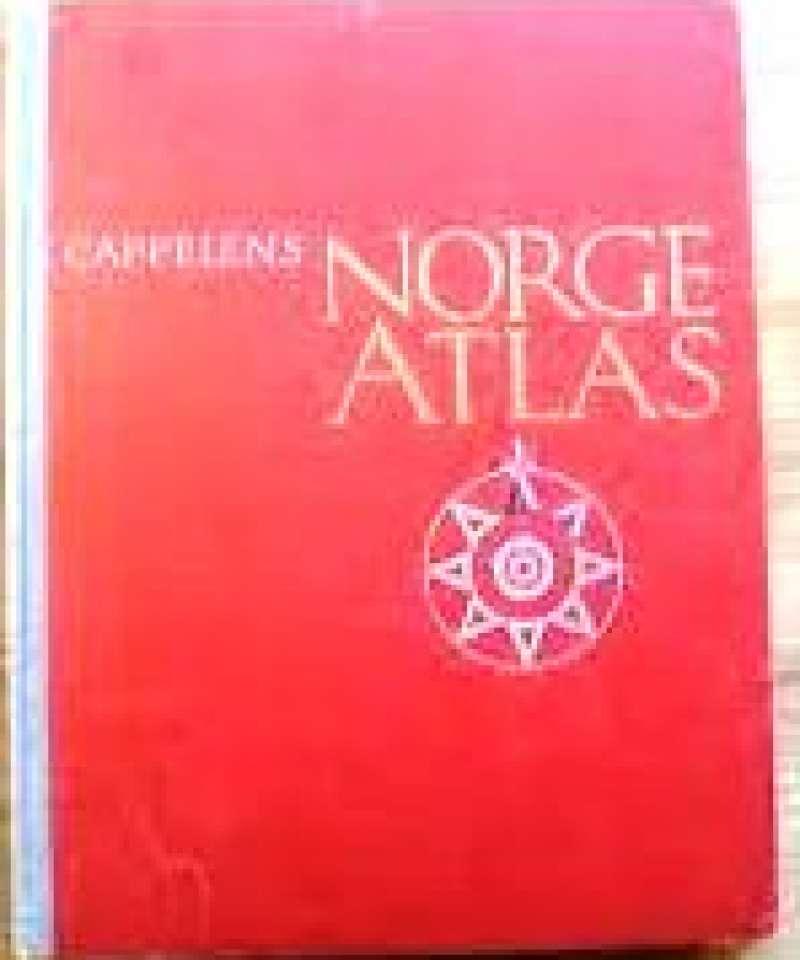 Cappelens Norge atlas