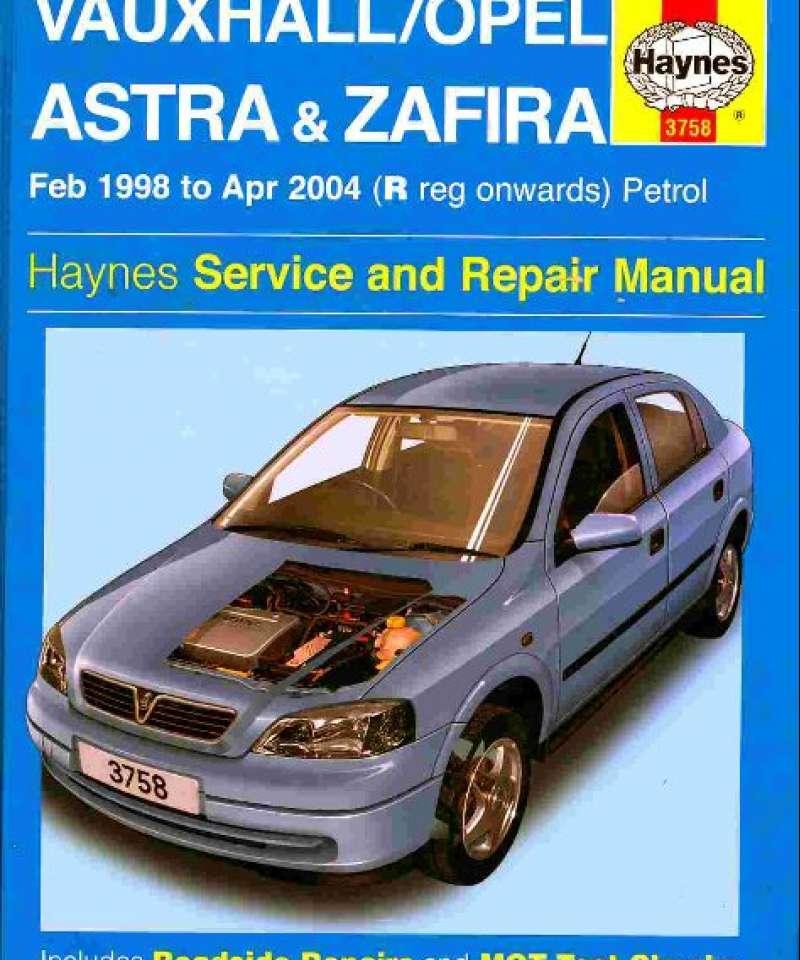 Vaxhall/Opel Astra & Zafira
