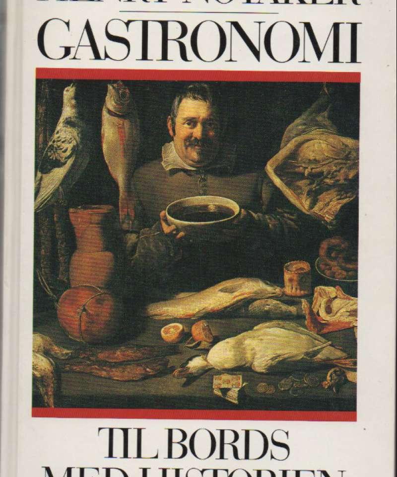 Gastronomi – til bord med historien