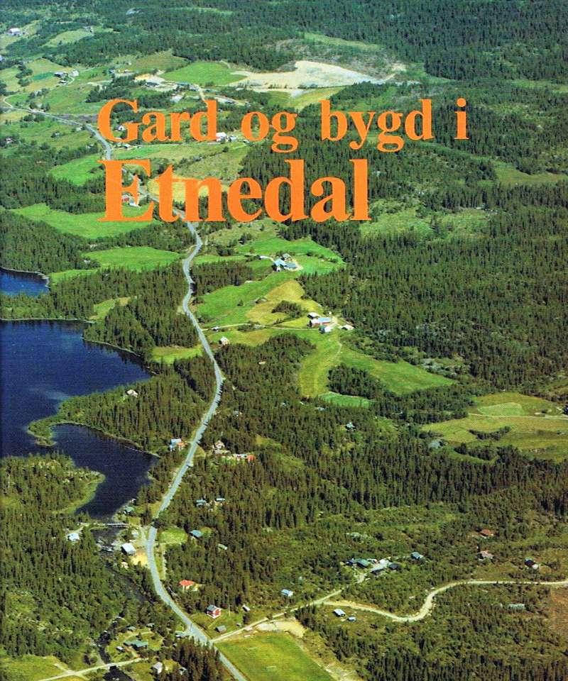 Gard og bygd i Etnedal