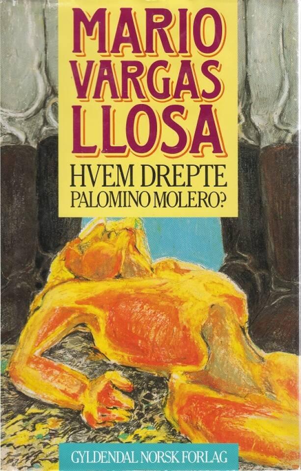 Hvem drepte Palomino Molero?