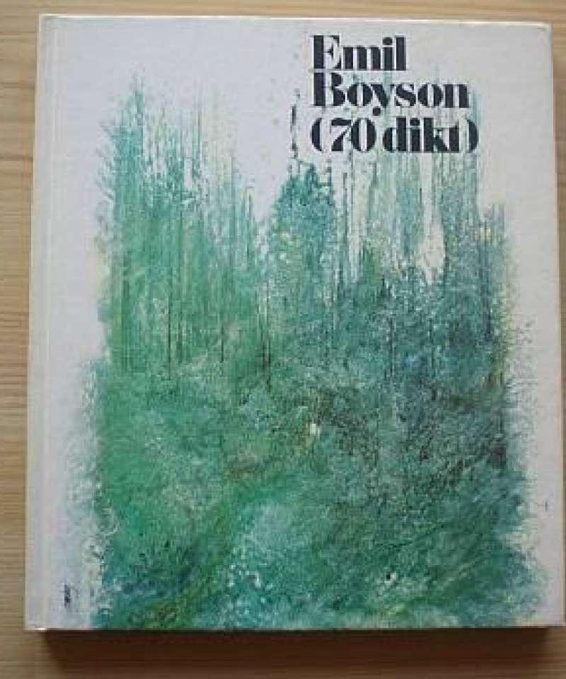 Emil Boyson- 70 dikt