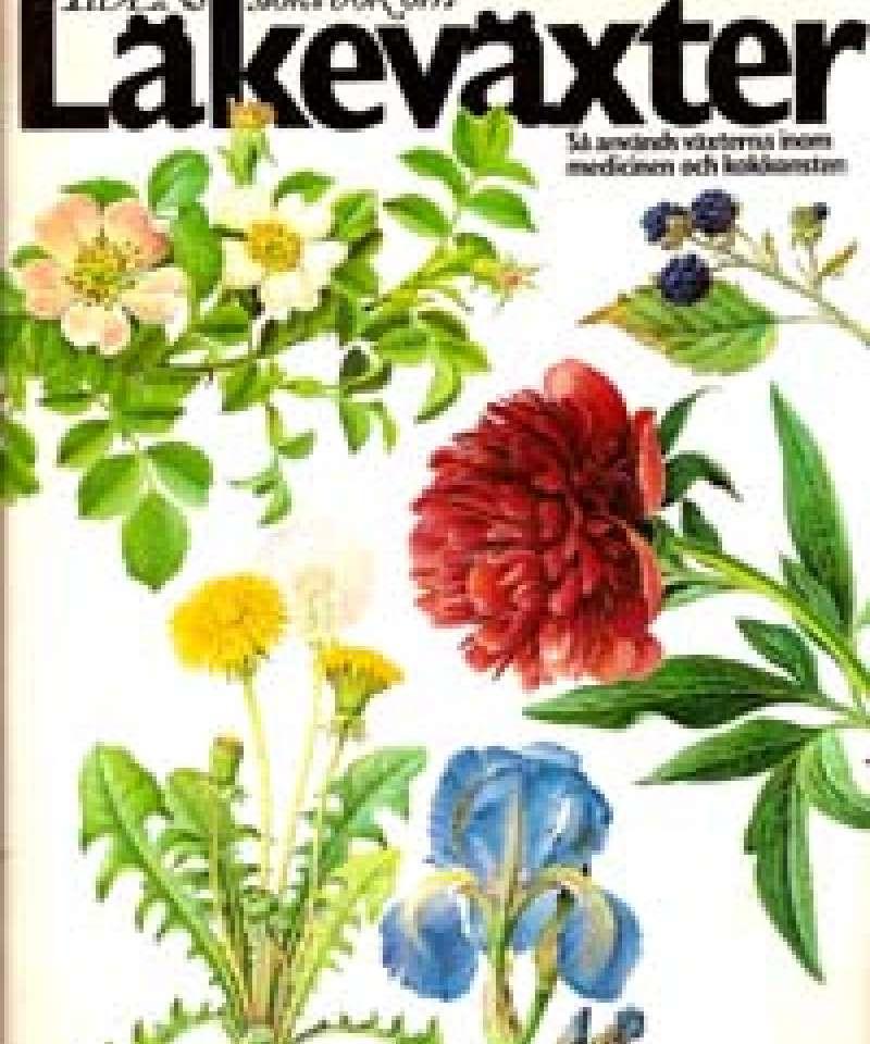 Tidens stora bok om Läkeväxter