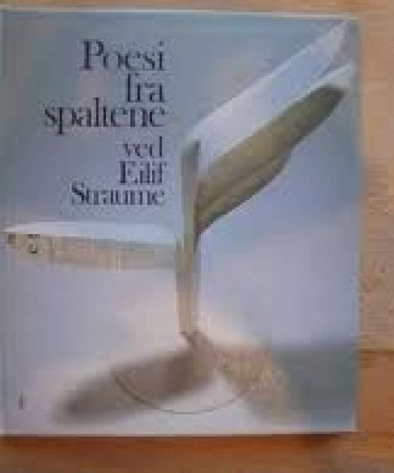 Poesi fra spaltene