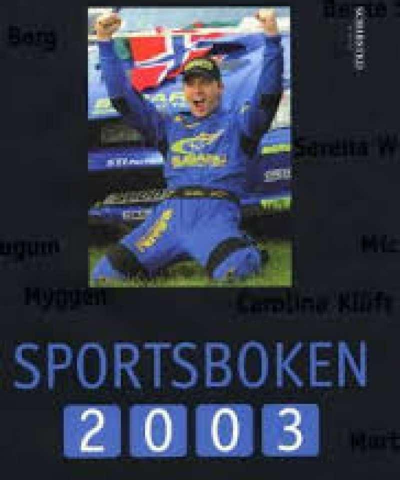 Sportsboken 2003