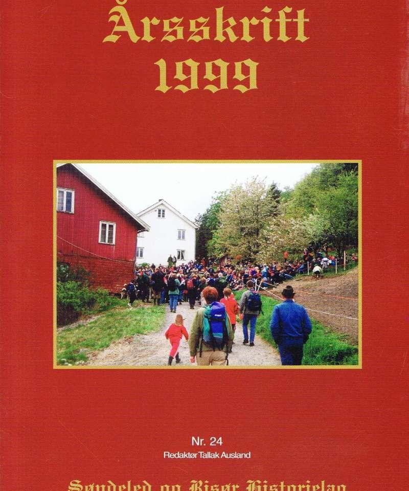 Søndeled og Risør Historielag 1999