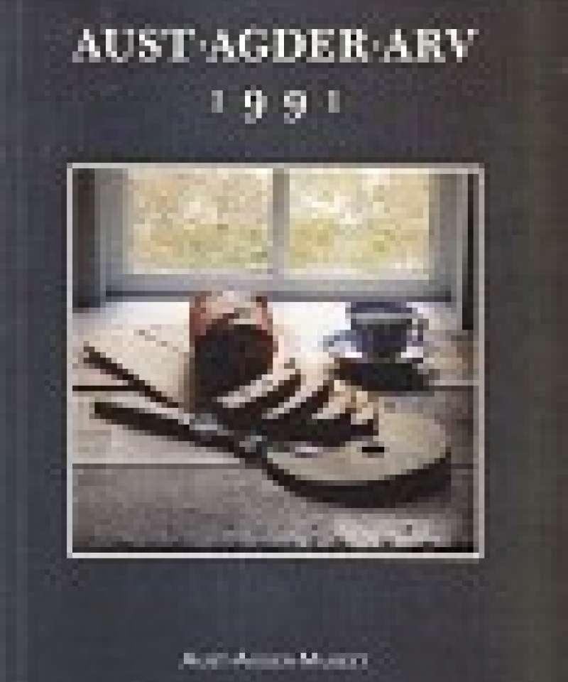 Aust-Agder Arv 1991