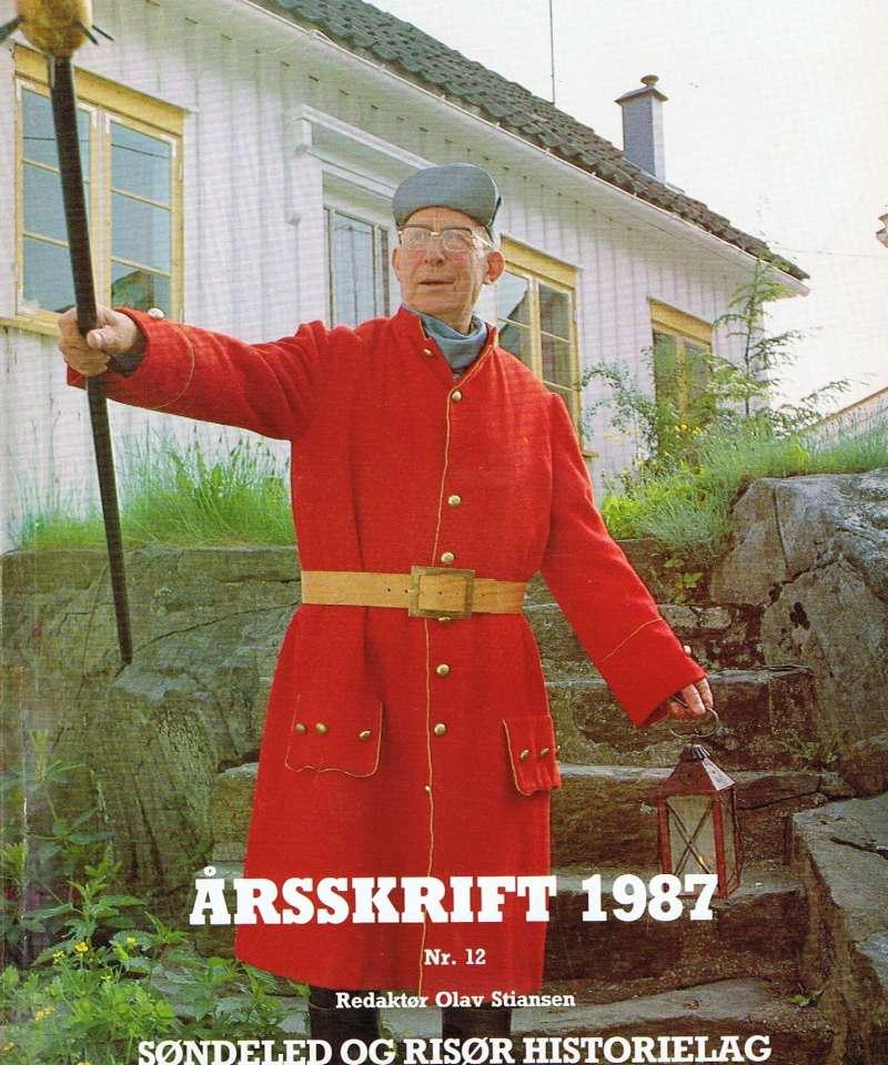 Søndeled og Risør Historielag 1987