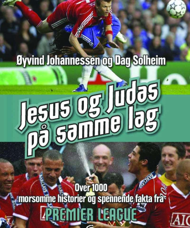 Jesus og Judas på samme lag