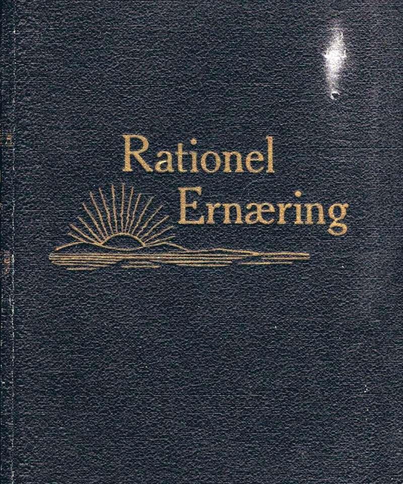 Rationel Ernæring og Madlavning