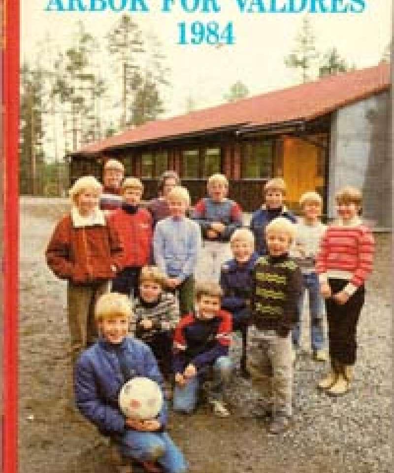 Årbok for Valdres 1984