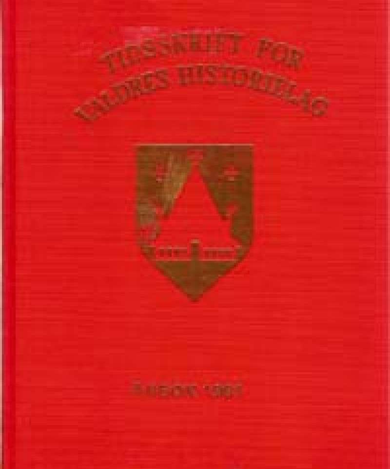 Tidsskrift for Valdres Historielag 1981