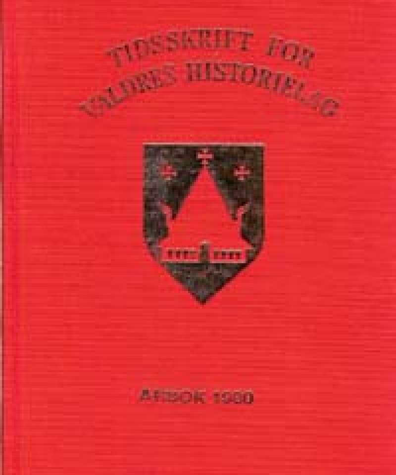 Tidsskrift for Valdres Historielag 1980