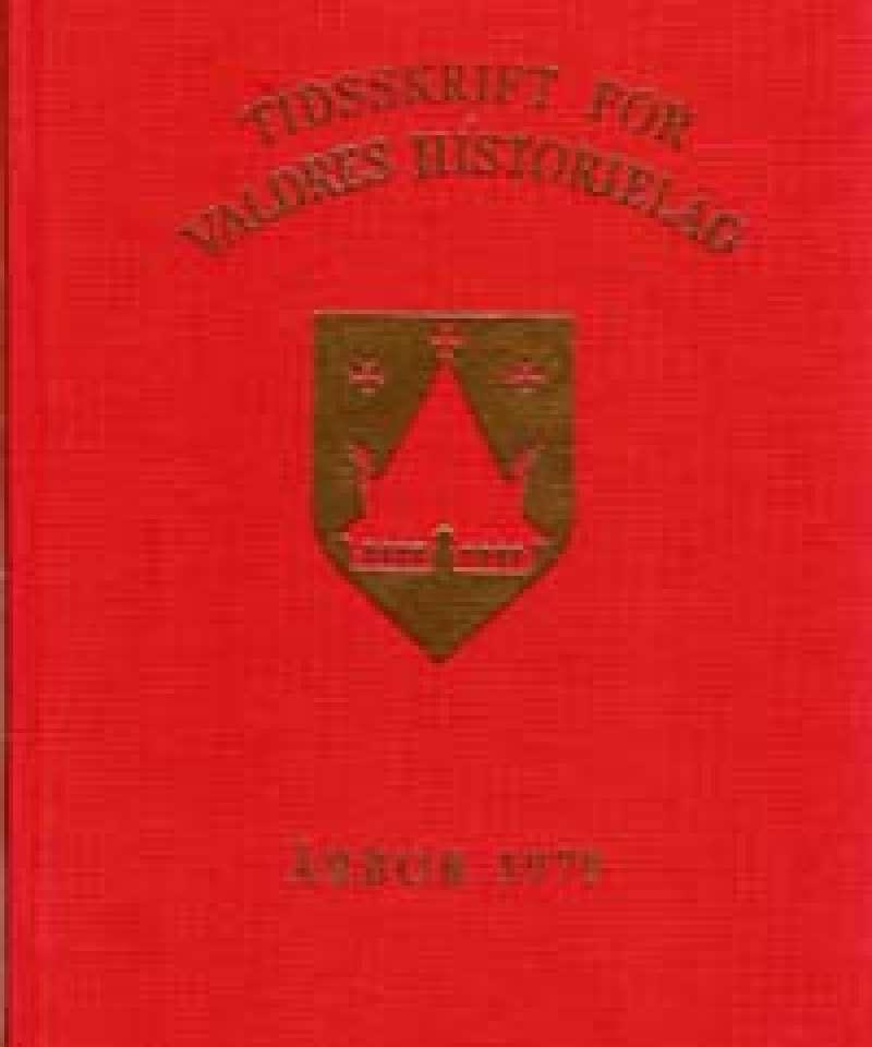 Tidsskrift for Valdres Historielag 1979