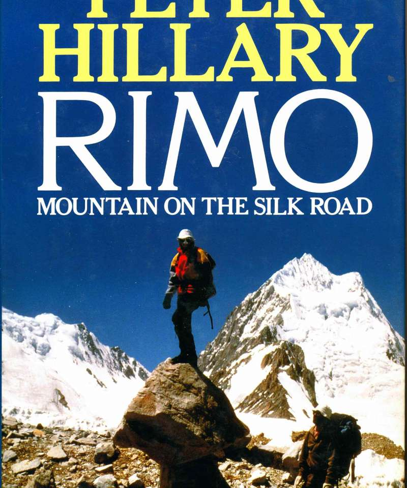 Rimo – Mountain on the Silk Road
