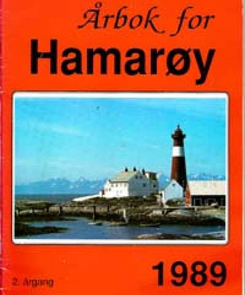 Årbok for Hamarøy 1989