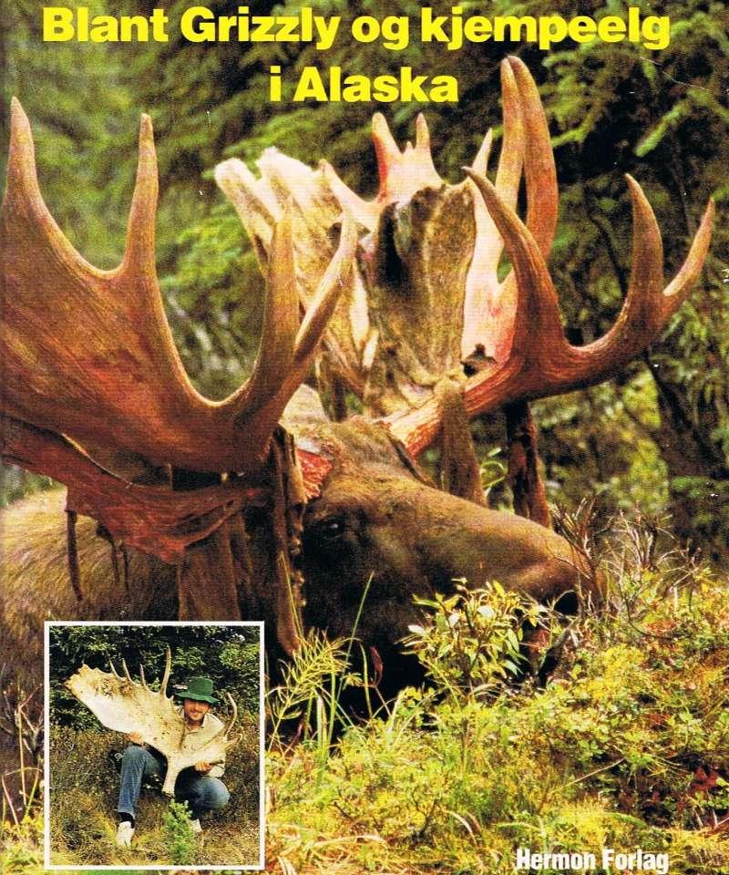 Blant Grizzly og kjempeelg i Alaska