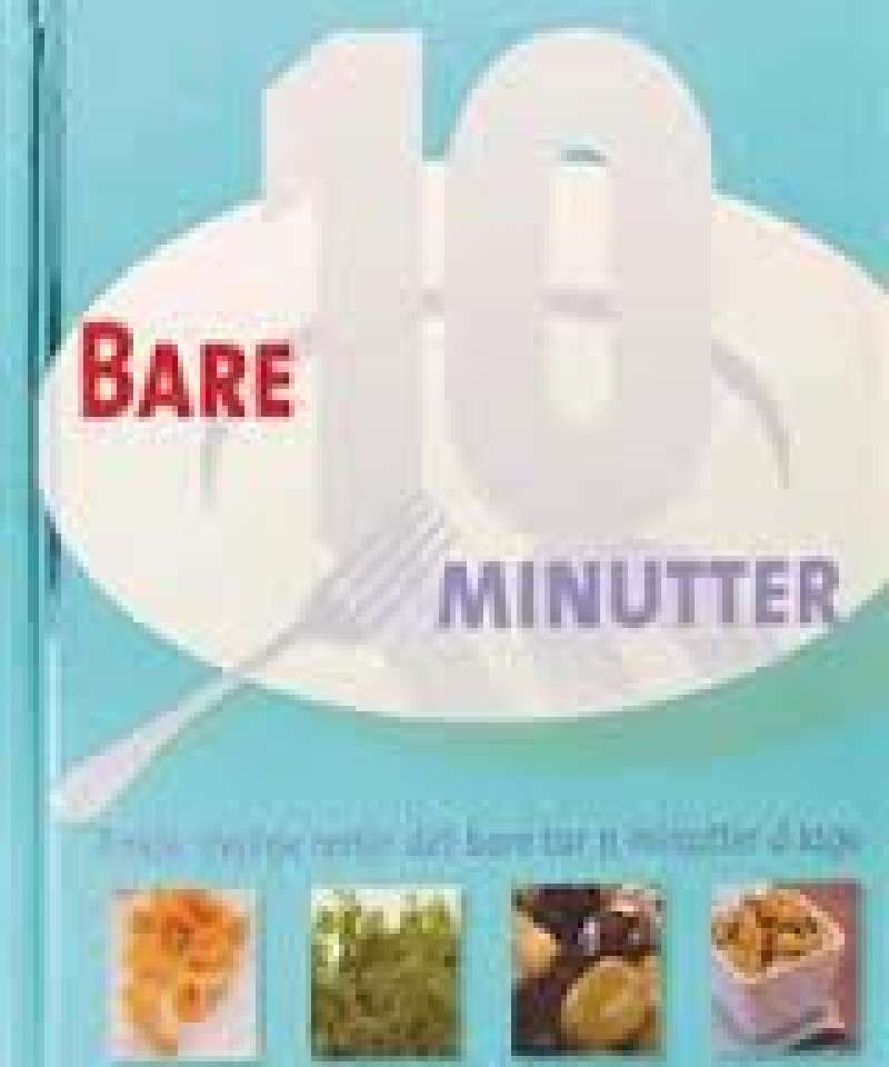 Bare to minutter