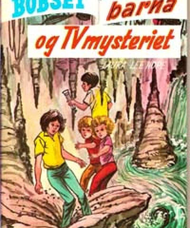 Bobsey-Barna og TV-mysteriet