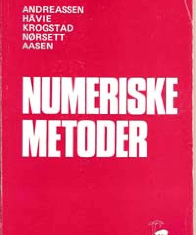 Numeriske metoder