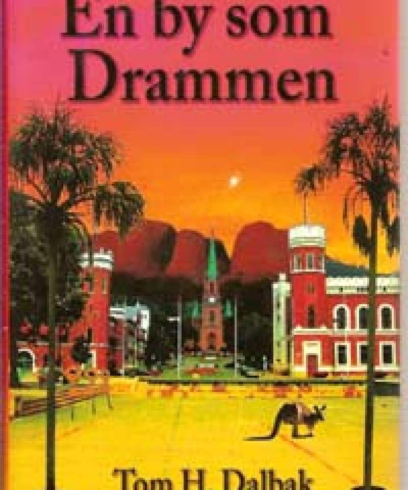 En by som Drammen