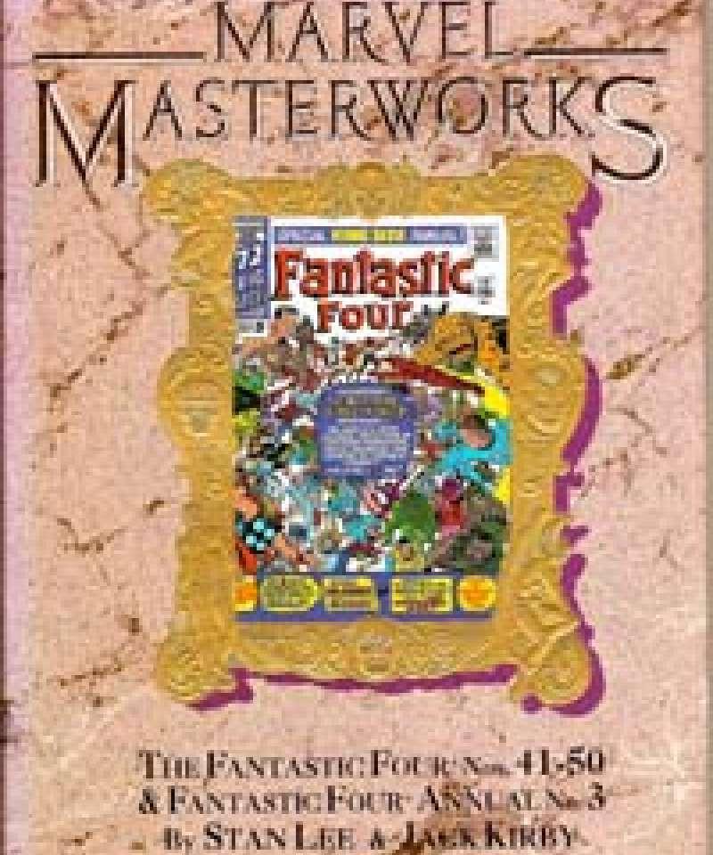 The Fantastic Four Nos. 41-50 & Fantastic Four Annual No. 3