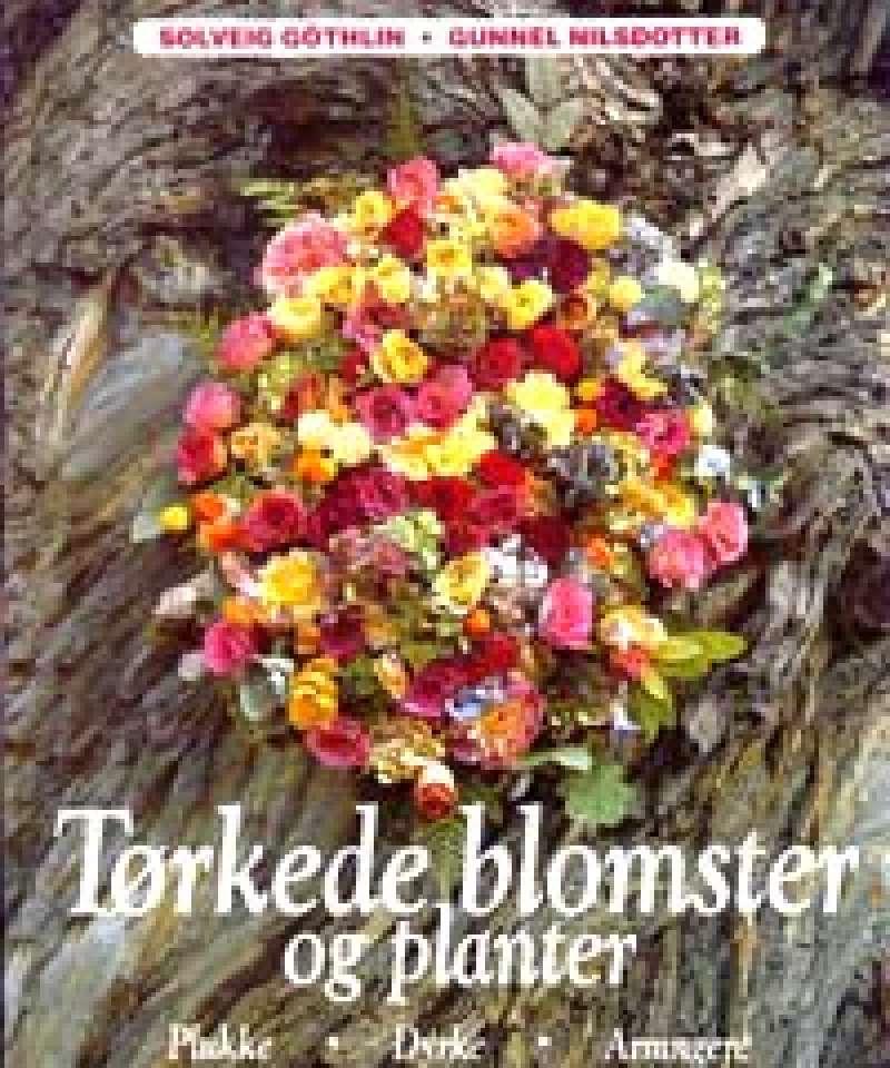 Tørkede blomster og planter