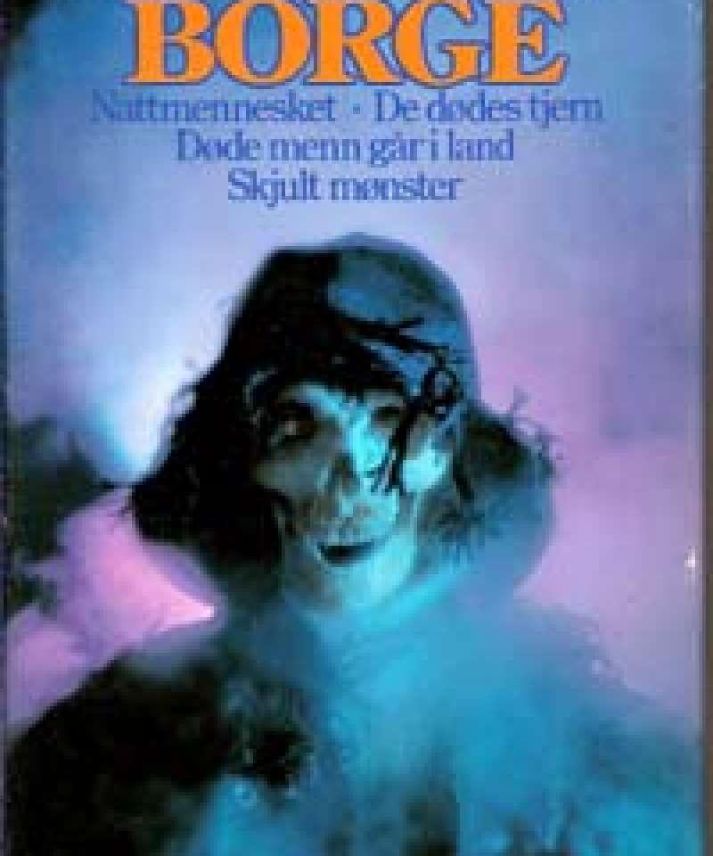 Nattmennesket - De dødes tjern - Døde menn går i land - Skjult mønster