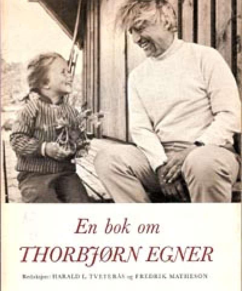 En bok om Thorbjørn Egner